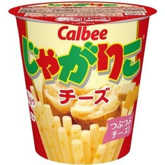 "Calbee ""Jagariko, Cheese Flavor"", 58g"