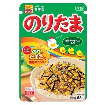 "Marumiya ""Furikake, Nori Tama""  58g"