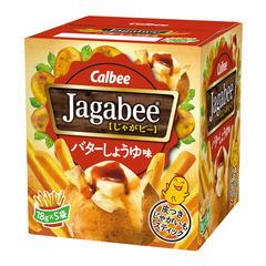 "Calbee ""Jagabee, Butter Soy Sauce Flavor"", 90g"