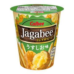"""Calbee """"Jagabee, Light Salt Flavor"""", 40g"""