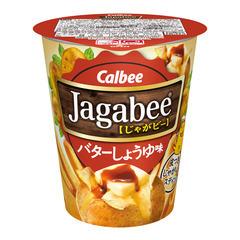 "Calbee ""Jagabee, Butter Soy Sauce Flavor"", 40g"