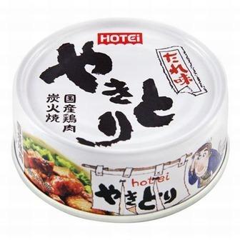 """Hotei """"Yakitori, Soy Sauce & Sugar flavor"""" 85g"""