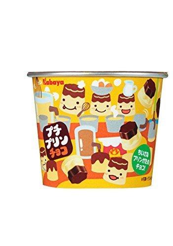"Kabaya ""Puchi Pudding Chocolate"" 34g"