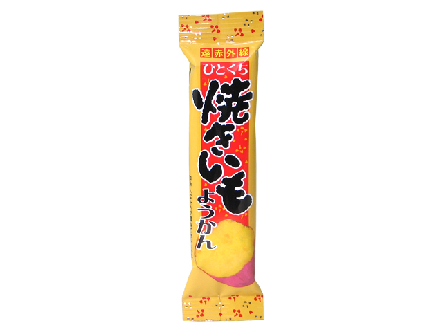"""Yaokin """"Yaki Imo Youkan"""" Baked Sweet Potato Flavor, 26g"""