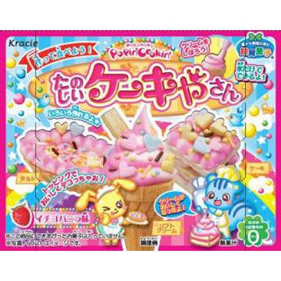 "Kracie ""Tanoshii Cakeyasan"" Cake, 26g"