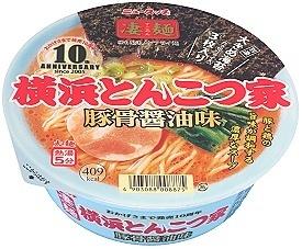 "Yamadai ""Sugomen, Yokohama Soy sauce &Tonkotsu"" 117g"