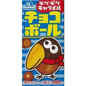 "Morinaga ""Choco Ball, Caramel"" 27g"