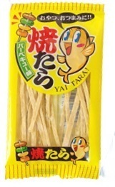 "Yaokin ""Yai Tara BBQ"", Seafood and squid snack, 5g"