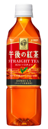 """Kirin, """"Gogo no Koucha, Straight Tea"""" 500ml"""