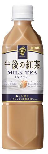 """Kirin, """"Gogo no Koucha, Milk Tea"""" 500ml"""