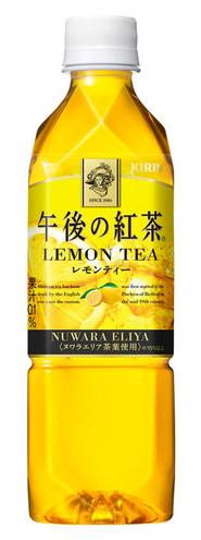"Kirin, ""Gogo no Koucha, Lemon Tea"" 500ml"