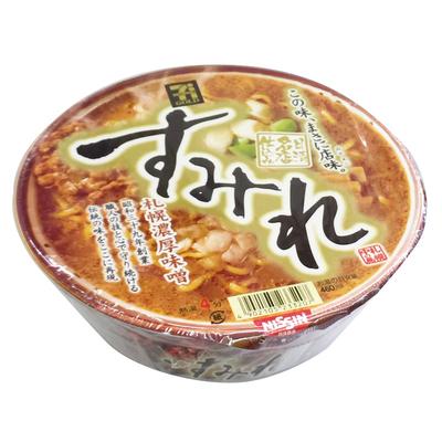 """Nissin """"Sumire, Sapporo Rich Miso Ramen"""", 145g"""