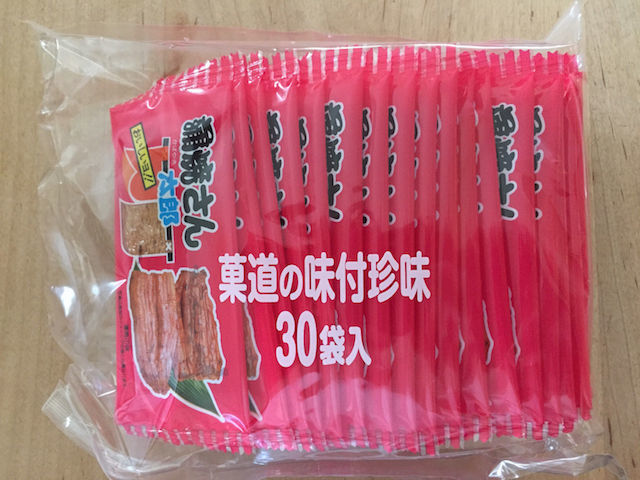 "Kado's Taro Series""Kabayaki san taro"", 7g x 30 packs"