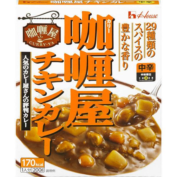 "House ""Curry-Ya, Chicken, Medium hot"", Retort pack, 200g"