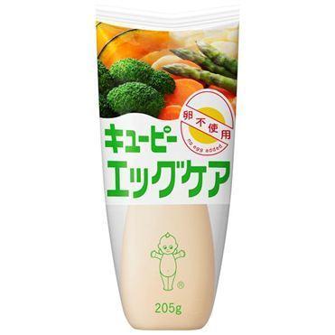 "Kewpie Mayonnaise, ""Egg Care"", No Egg is Used, Japan, 205g"