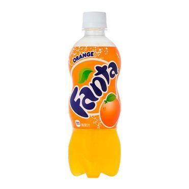 "Fanta ""Orange Flavor"" 500ml"
