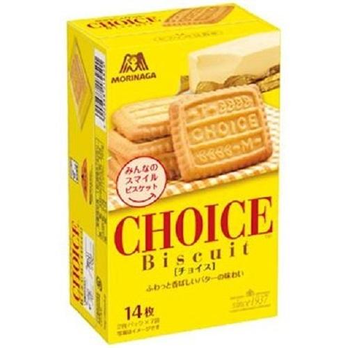 """Morinaga """"Choice Biscuit"""" 139g"""