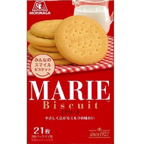 "Morinaga ""Marie Biscuit"" 130g"