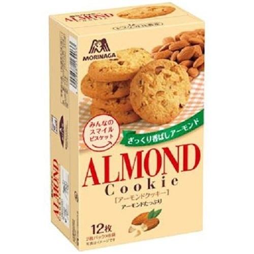 "Morinaga ""Almond Cookies"" 130g"