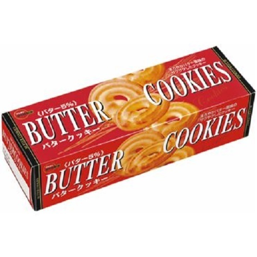 "Bourbon ""Butter Cookies"" 15 pc in 1 box, 105g"