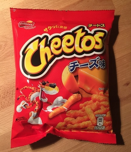 "Cheetos ""Cheese Flavor"", 75g"