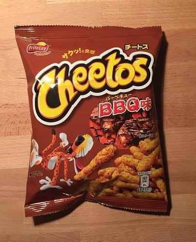 """Cheetos """"BBQ Flavor"""", 75g"""