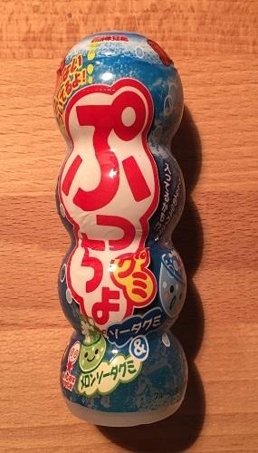 "UHA mikakuto ""Puccho, Soda & Melon Soda flavor"" 38g"