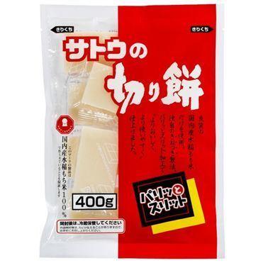 Sato, Kiri Mochi, Dried Mochi, 400g,