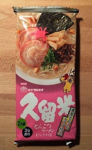 """Marutai """"Kurume Tonkotsu Ramen"""" High Quality Ramen, 194g"""