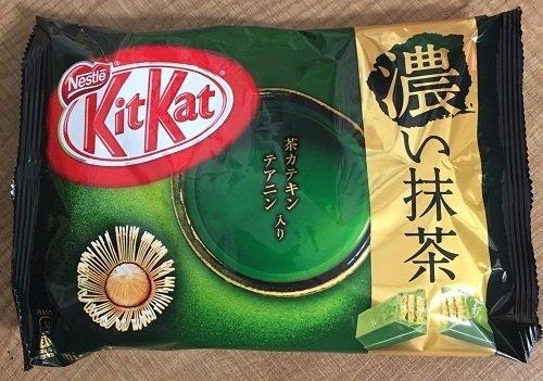Nestle Kit Kat, Mini Rich Matcha 11pc