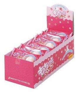 "Yaokin ""Mochitto Ichigo(Strawberry)"" 20g, 20 packs x 1 box"