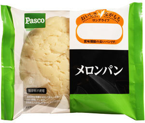 "Pasco ""Melon Pan"" Sweet Bread, Long Life Series"