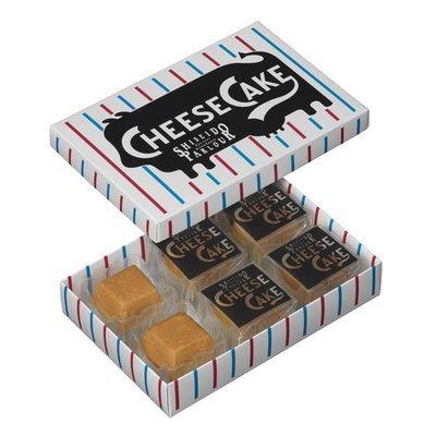 Shiseido Parlour, Rich Cheese Cake, 6 pc in a box