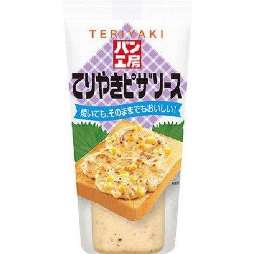 Kewpie, Pan Kobo, Bread Spread for Sandwich / Toast  Pizza sauce, teriyaki 150g in 1 tube
