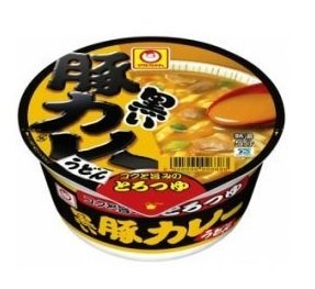 "Maruchan ""Buta Curry Udon"", Pork Curry Udon Noodle, 87g"