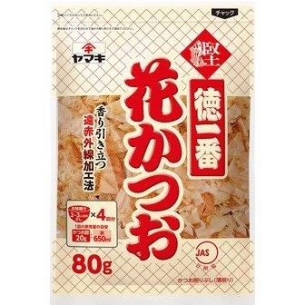 Yamaki, Hana Katsuo, Shaved Dried Bonito, for Dashi, Katsuobushi, 80g
