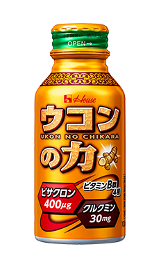House, 'Ukon no Chikara', Ukon Drink, To avoid/recovery from hangover 150ml