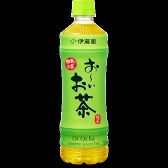 Itoen, Green Tea, Oi Ocha, 525ml