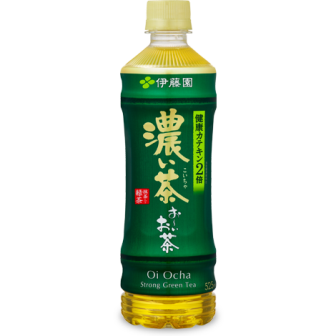 Itoen, Green Tea, Koicha Oi Ocha, 525ml