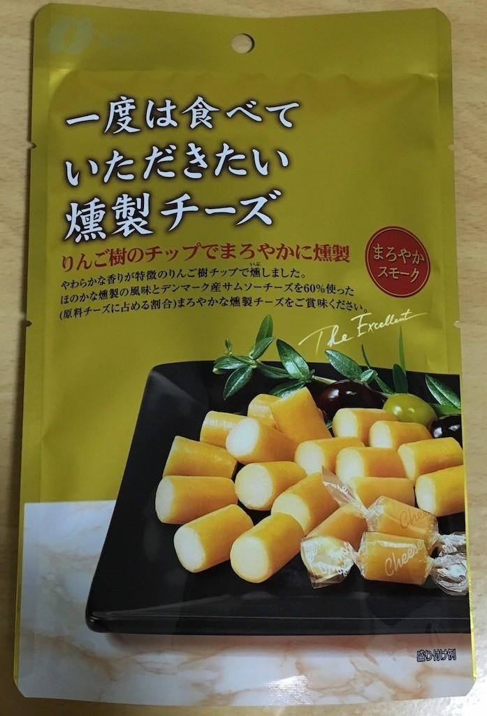 "Natori ""Premium Apple-smoked Cheese"" 64g"