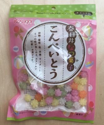 Kasugai seika, Kompeito, Konpeito, Japanese sugar candy, 105g