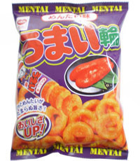 "Riska, ""Umaiwa"", Mentaiko Flavor,"