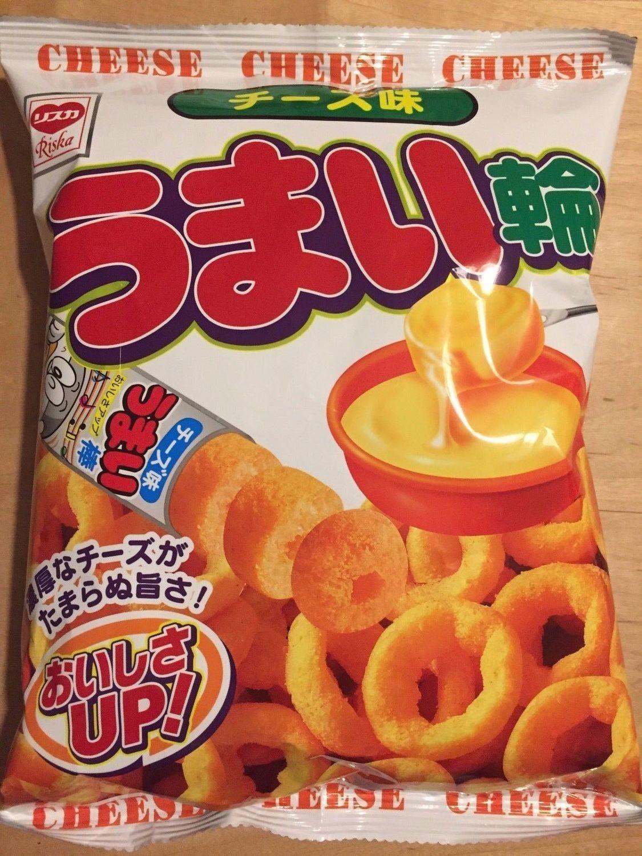 "Riska, ""Umaiwa"", Cheese Flavor,"