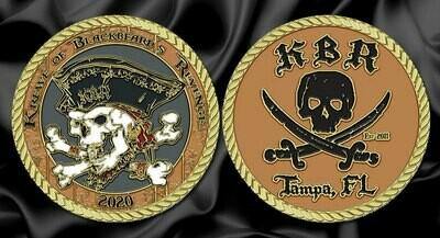 2020 KBR Krewe Coin