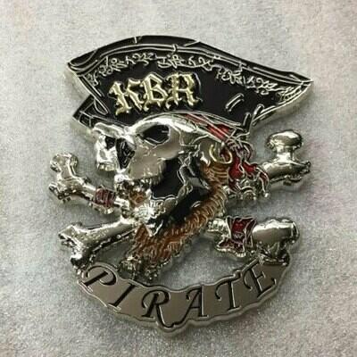 2019-2020 KBR Krewe Pin