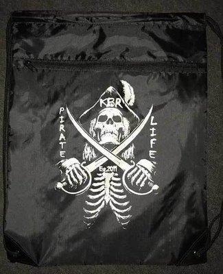 2018 KBR Backpack Bag