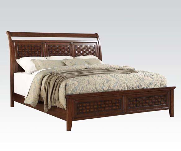 Carmela Marble Top Queen Bedroom Set