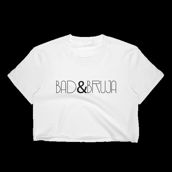 BAD&BRUJA Crop Top