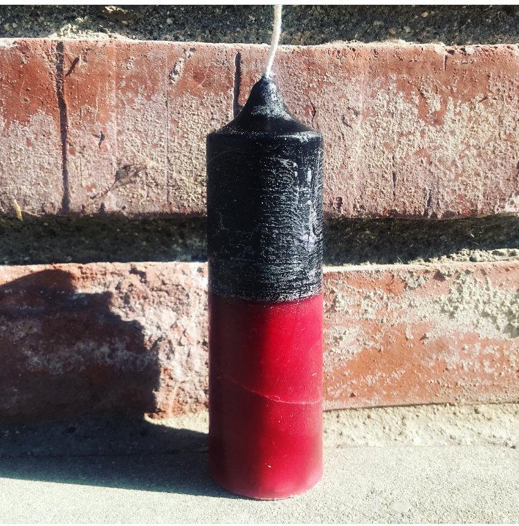 The Pillar Candle