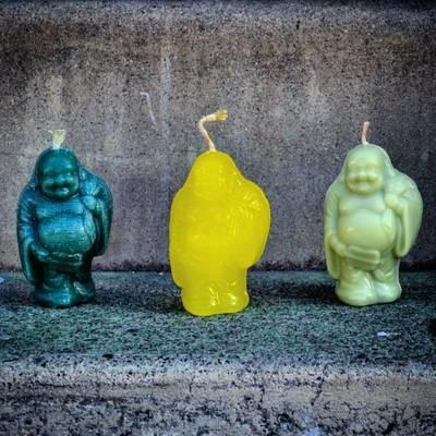 The Lucky Buddha